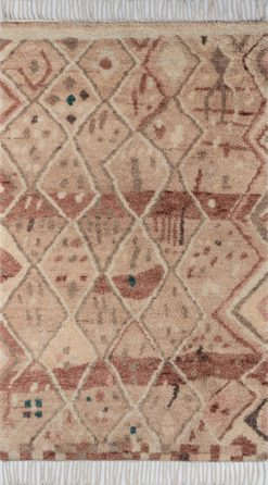 Doukkala Natural Rug 1