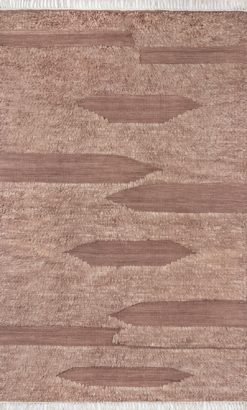 Rafalla Brown Rug 1