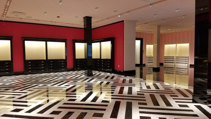 Victoria's Secret Oakbrook Flooring