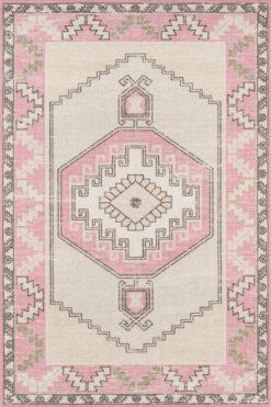 Anatolia ANA-2 Pink Rug