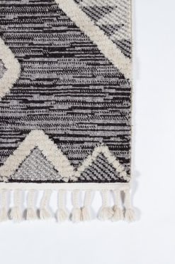 Odessa ODE-03 CHARCOAL Area Rug